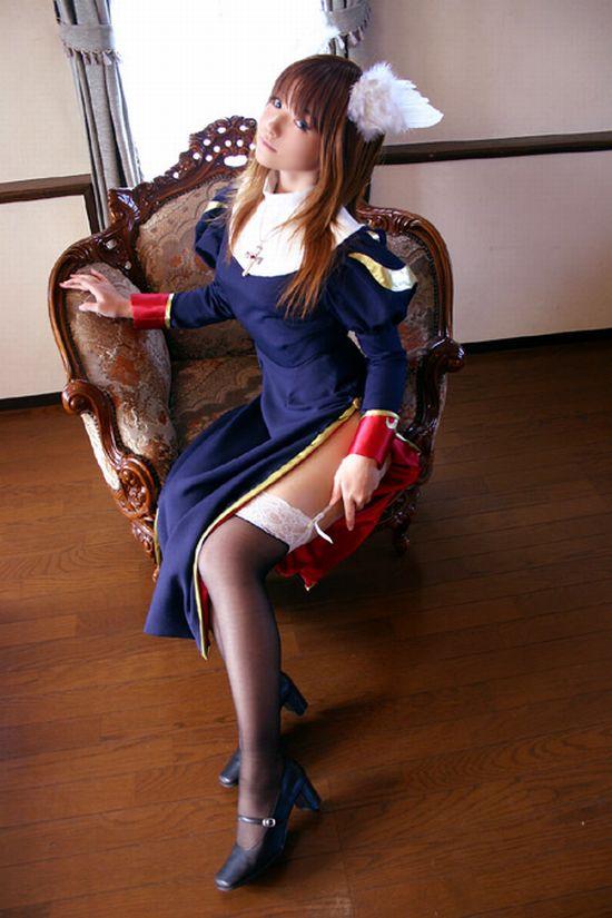 cosplay chicas disfrazadas manga videojuegos 18