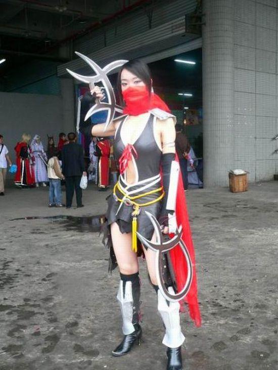 cosplay chicas disfrazadas manga videojuegos 20