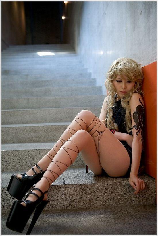 cosplay chicas disfrazadas manga videojuegos 24