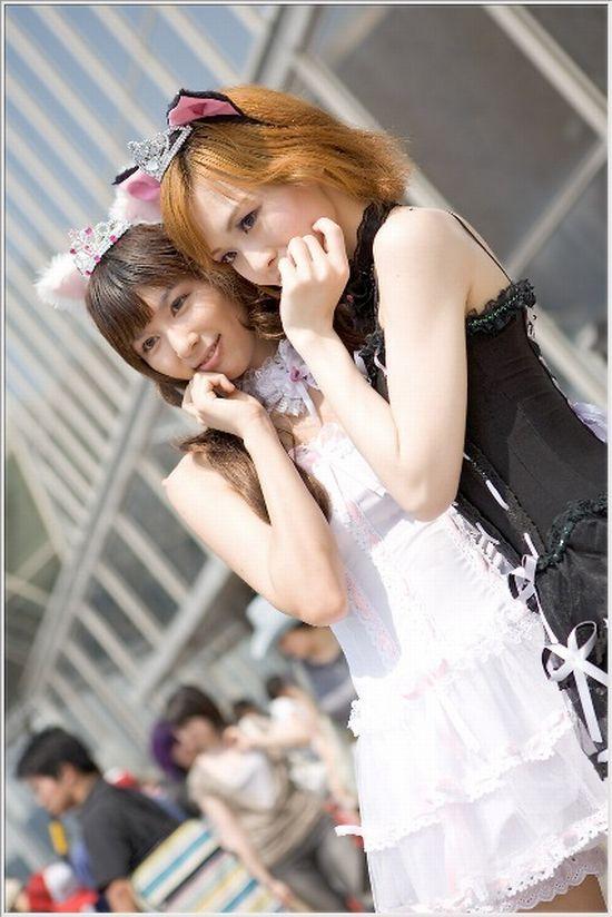 cosplay chicas disfrazadas manga videojuegos 28