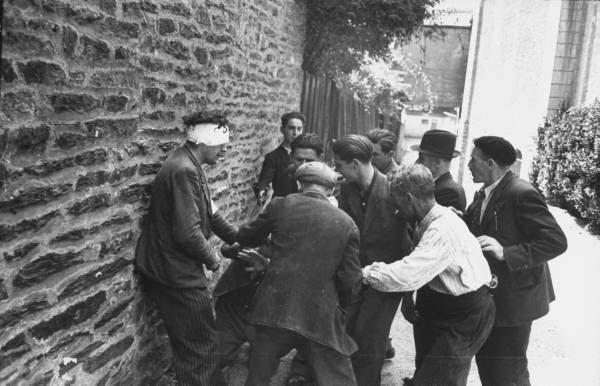 liberacion rennes 1944 colaboracionistas venganza 4a
