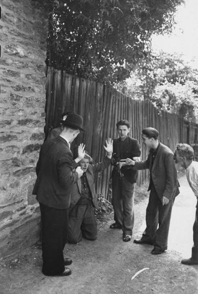 liberacion rennes 1944 colaboracionistas venganza 5a