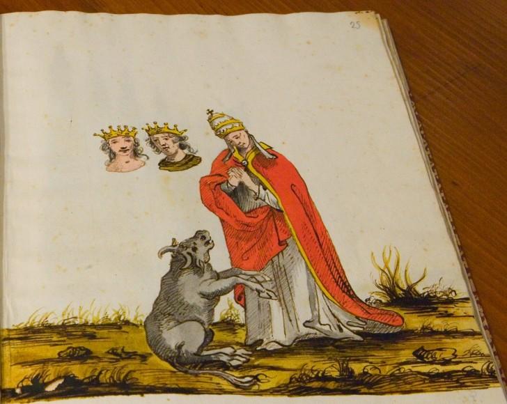 libro perdido vaticinios Nostradamus 04