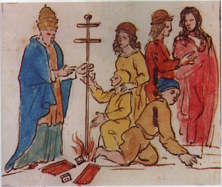 libro perdido vaticinios Nostradamus 13