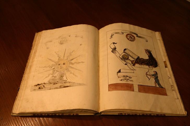 libro perdido vaticinios Nostradamus 14