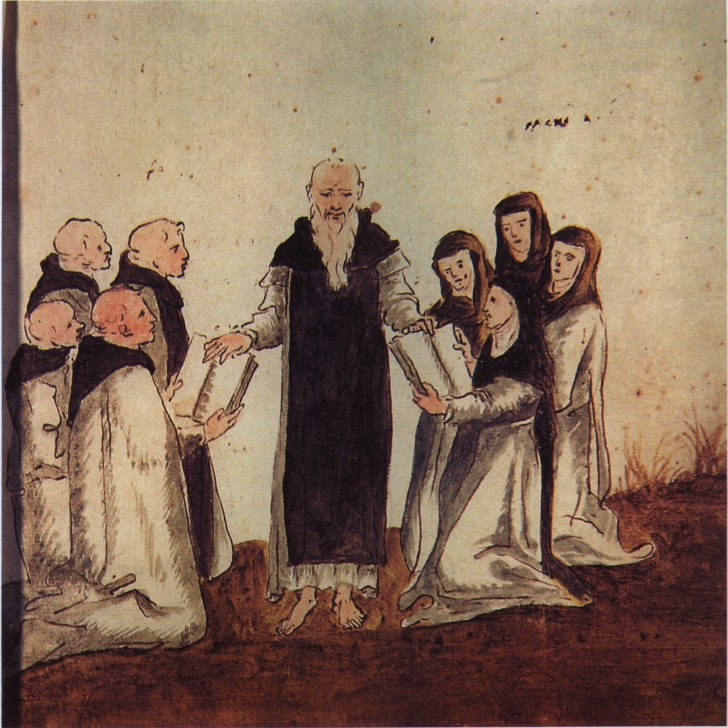 libro perdido vaticinios Nostradamus 17