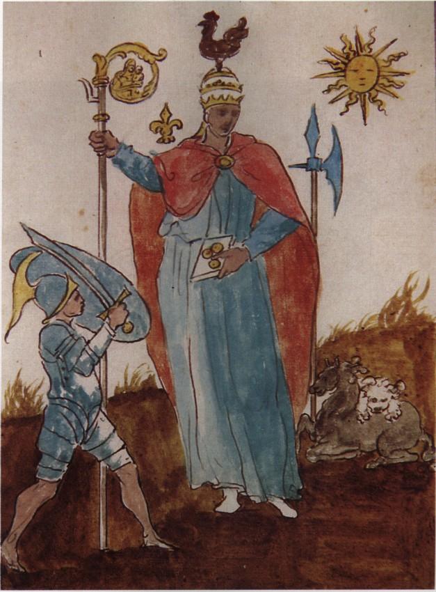 libro perdido vaticinios Nostradamus 18
