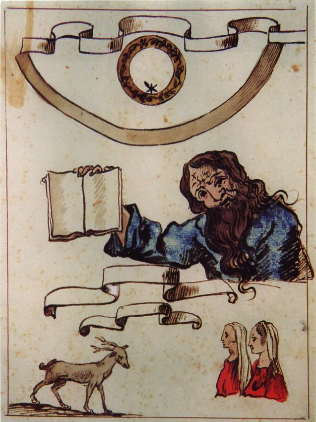 libro perdido vaticinios Nostradamus 21