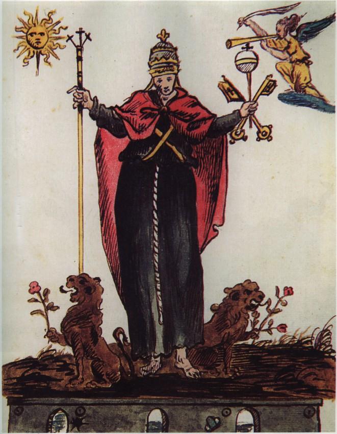libro perdido vaticinios Nostradamus 23