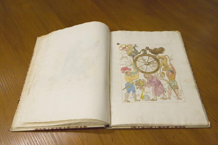 libro perdido vaticinios Nostradamus 25