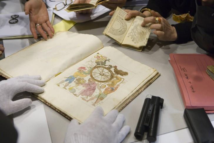 libro perdido vaticinios Nostradamus 27