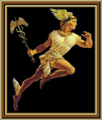 mercurio hermes mitologia griega