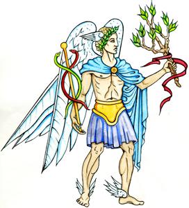 mercurio simbologia mitologia comunicaciones