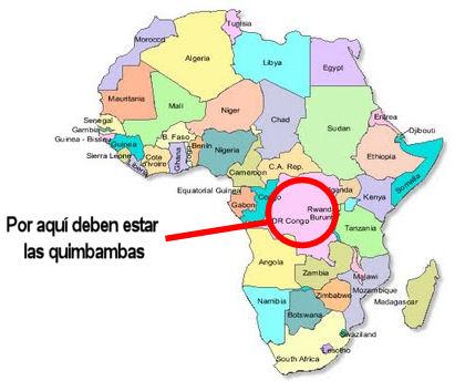 quimbambas congo africa
