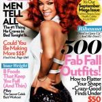 Rihanna en Glamour Magazine (septiembre 2011)