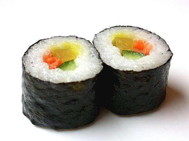 sushimaki sushi maki roll rollo