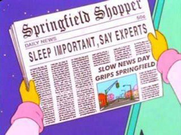 titulares noticias periodico simpson 38