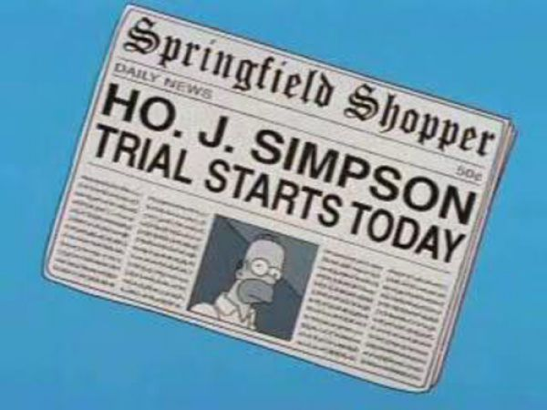 titulares noticias periodico simpson 39