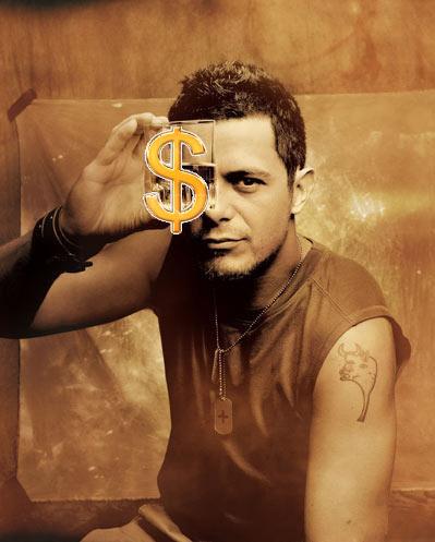 alejandro sanz dinero sgae