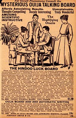 anuncio comprar ouija 1936