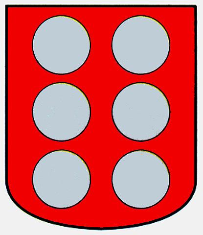 barcena apellido escudo armas