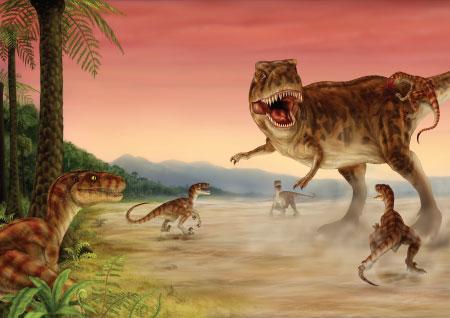 dinosaurios triasico