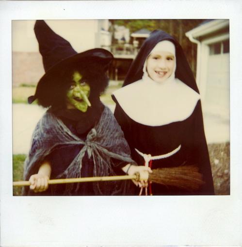 disfraces disfraz traje halloween bruja monja