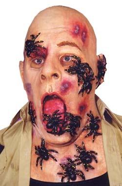 disfraces disfraz traje halloween hombre aranas