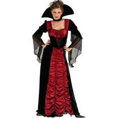 disfraces disfraz traje halloween vampira