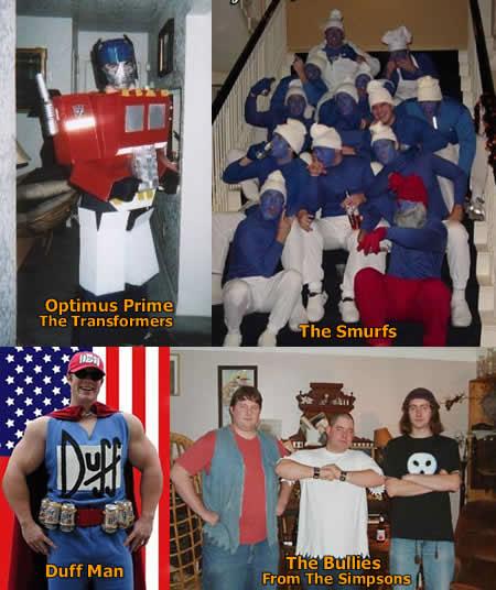 disfraz disfraces halloween divertidos 2