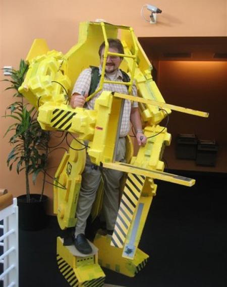 disfraz disfraces halloween divertidos alien robot