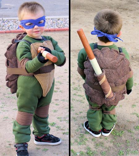 disfraz disfraces halloween divertidos tortuga ninja donatello