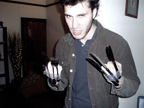 disfraz disfraces halloween fails lobezno