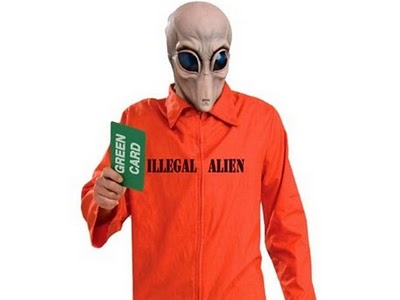 disfraz disfraces halloween originales alien ilegal