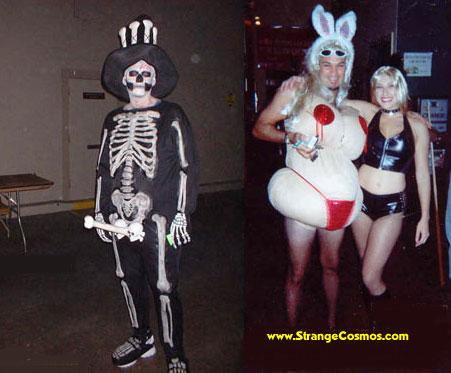 disfraz disfraces halloween originales esqueleto drag queen