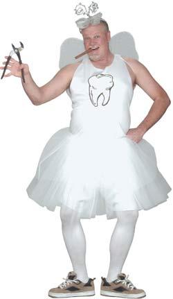 disfraz disfraces halloween originales hada dientes