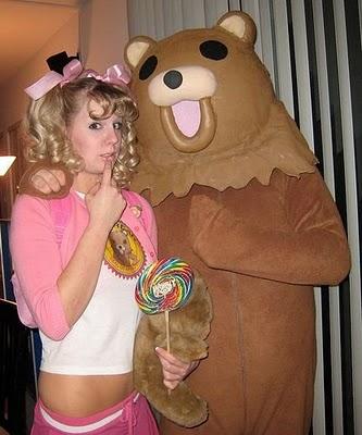 disfraz disfraces halloween originales ricitos de oro oso