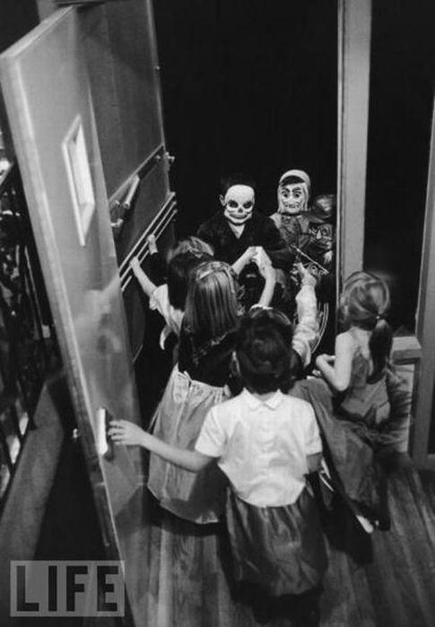 halloween evolucion anos antes despues 25