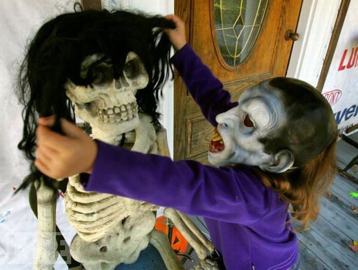 halloween evolucion anos antes despues 33