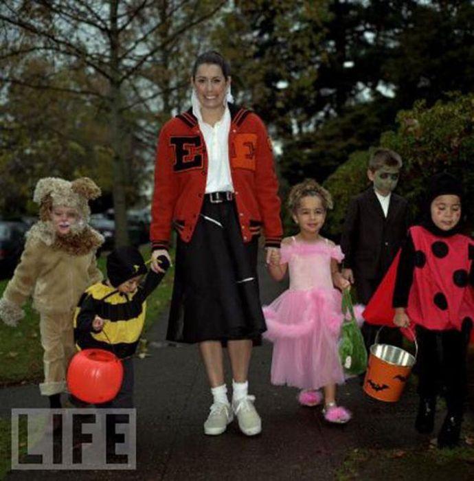 halloween evolucion anos antes despues 69