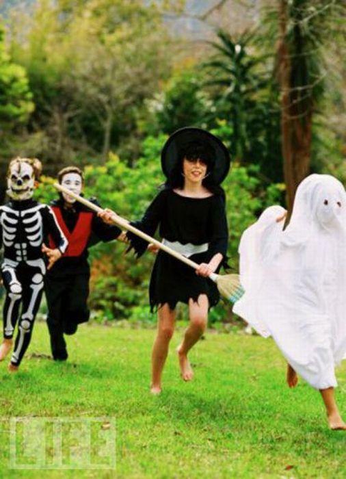 halloween evolucion anos antes despues 81