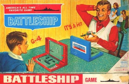 juegos sexistas hundir la flota antiguo