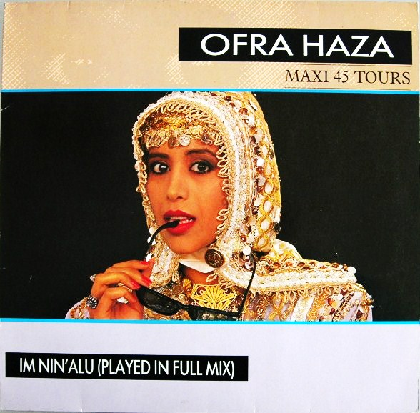 ofra haza im nin alu maxi single