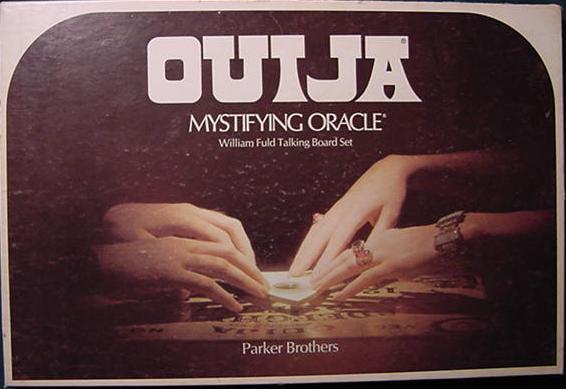 ouija Parker Brothers