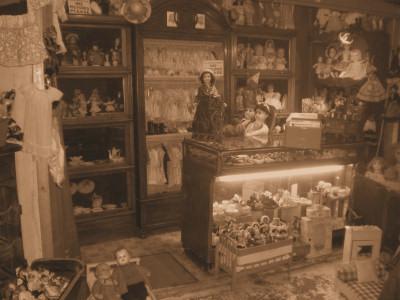 tienda munecas antiguas