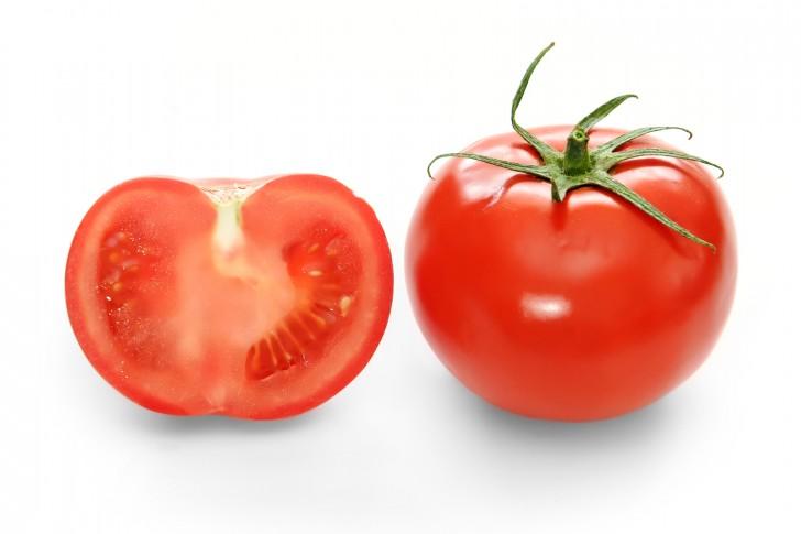 tomate licopene color rojo