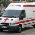 ¿Por qué las ambulancias y coches de bomberos tienen escritas las letras al revés?