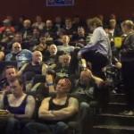 Desafío Carlsberg: Broma de los moteros en el cine