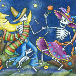 El Día de Muertos en México (2 de noviembre)