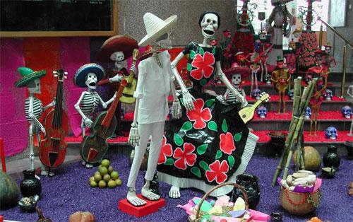 dia de los muertos mexico 2 noviembre